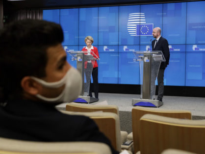 EU struggles to remain united This WEEK