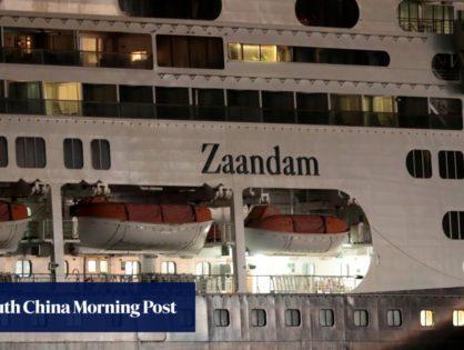 Coronavirus: Don't 'dump' sick cruise ship passengers in Florida, says governor Ron DeSantis