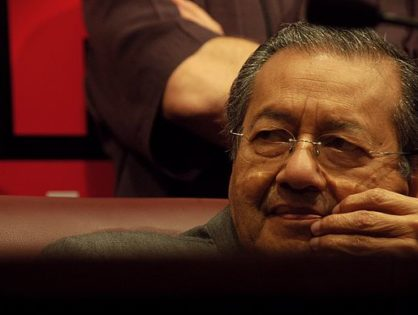 Malaysia's Mahathir Ousted from Party Amid Power Struggle – The Diplomat