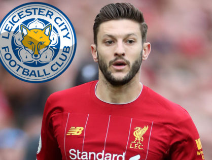 Adam Lallana 'offered contract by Leicester' with midfielder available on free this summer when Liverpool deal ends – The Sun