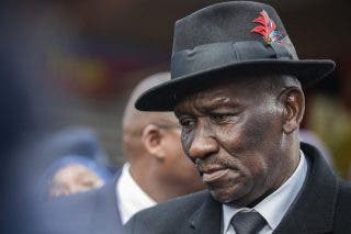 Over 800 cops infected with Covid-19, Cele reveals – The Citizen