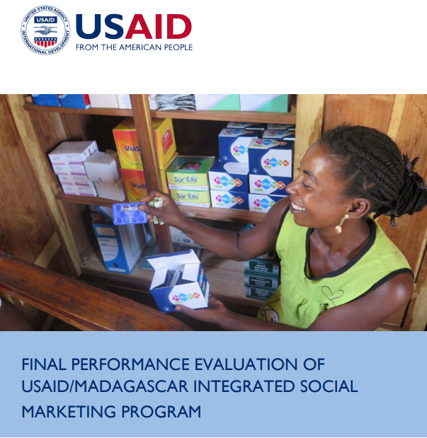Final Evaluation ISM Madagascar