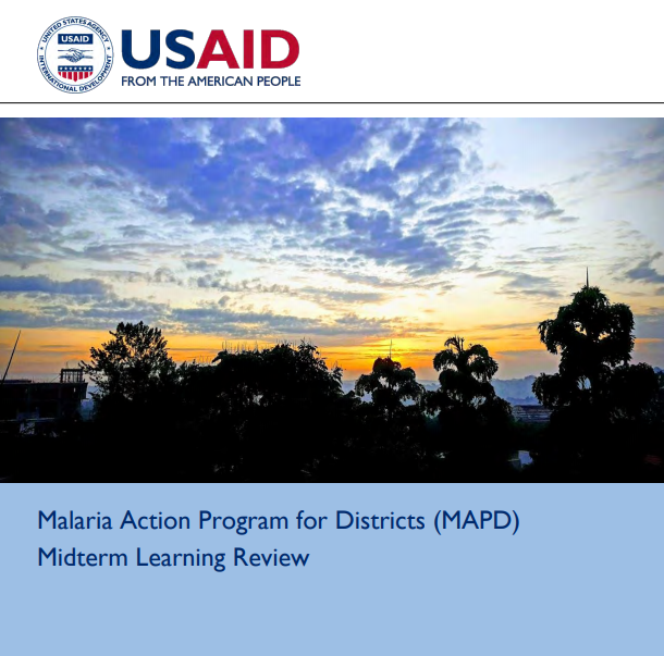 MAPD Learning Review Uganda