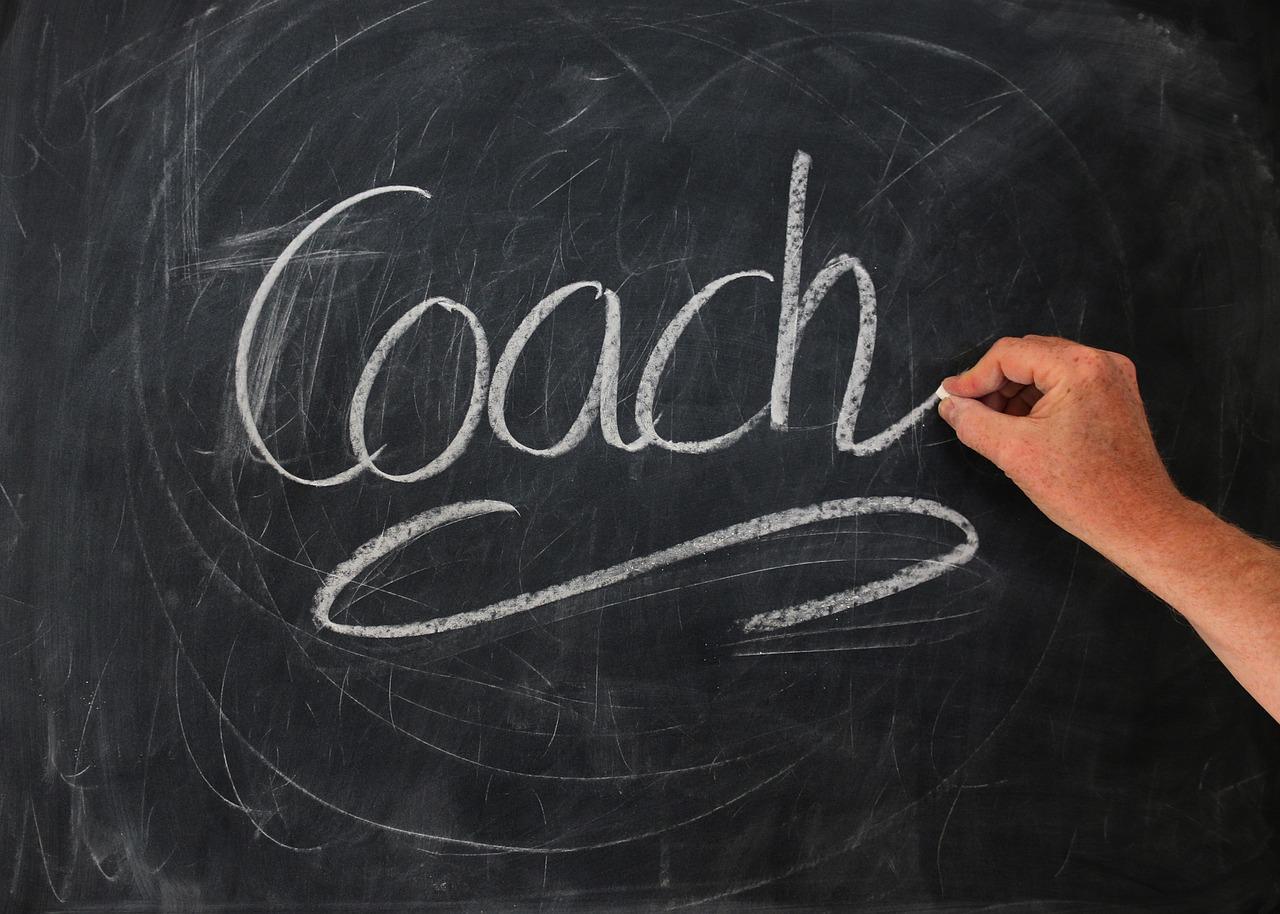 board, training, coach